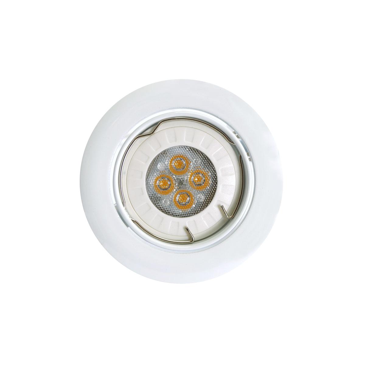 Basculante aluminio 50 mm luminaria empotrable secom - Sistemas de iluminacion interior ...