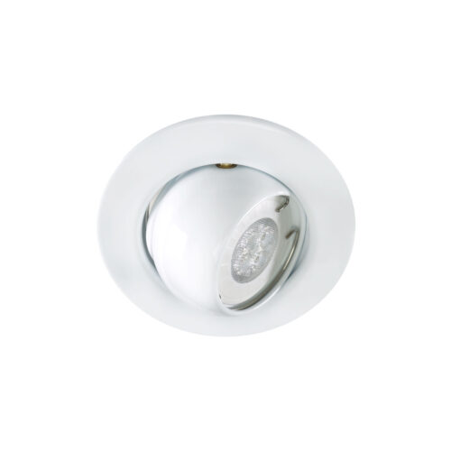 Adjustable 50 mm recessed lighting secom iluminacin home indoor lighting systems recessing systems adjustable 50 mm recessed lighting aloadofball Image collections