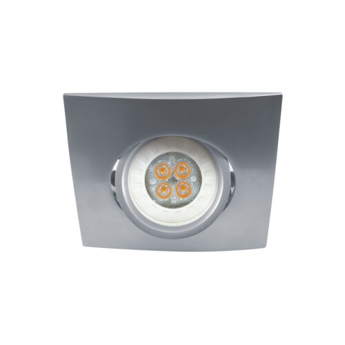 Adjustable aluminium square recessed lighting secom iluminacin home indoor lighting systems recessing systems adjustable aluminium square recessed lighting aloadofball Images