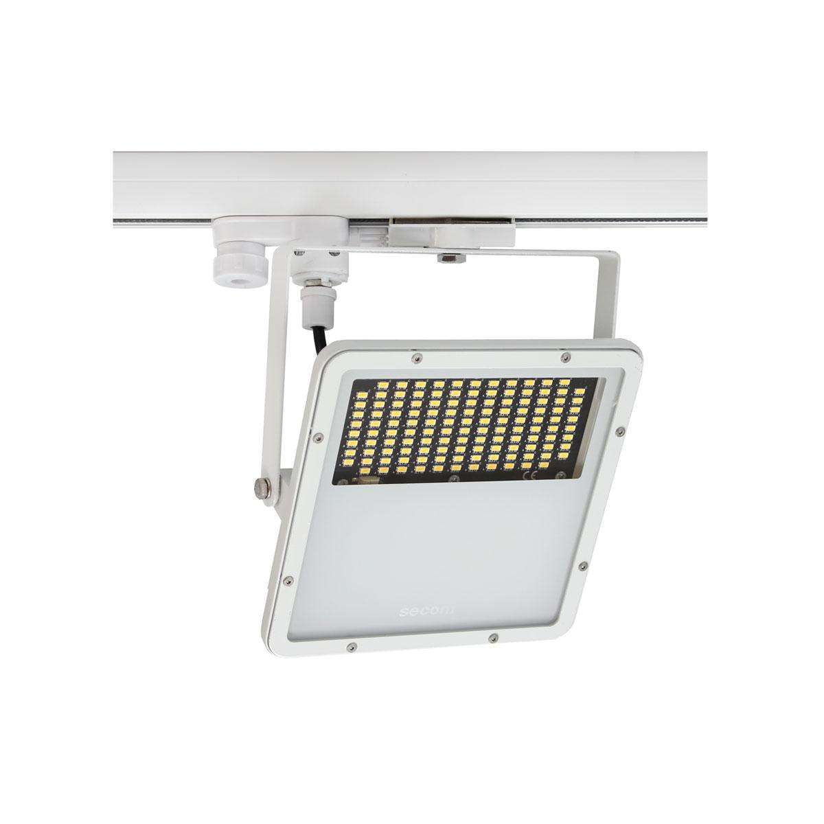 Protek carril proyector interior secom iluminaci n - Sistemas de iluminacion interior ...